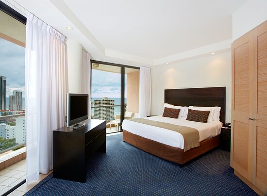 King Superior Ocean View Room