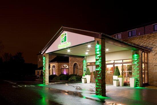 A warm welcome awaits you here at Holiday Inn Barnsley