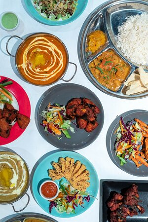 All your Keralan street-kitchen favourites available - fresh, tasty and full of flavour!