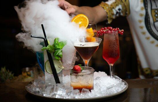 KIZA Cocktails