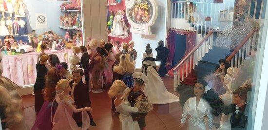 River Dolls of Goolwa  Cinderella's Ball