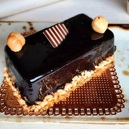 Lingotto ai 3 cioccolati