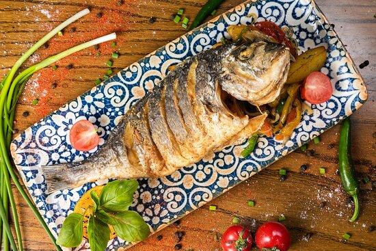 Жарена рыба Дорадо ♥️