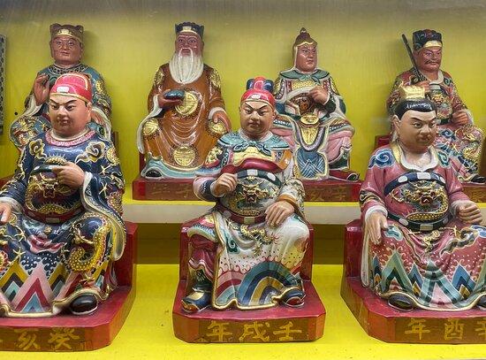 Shui Yuet (kwun Yum Tong) Temple