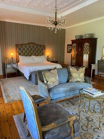Prince Albert suite