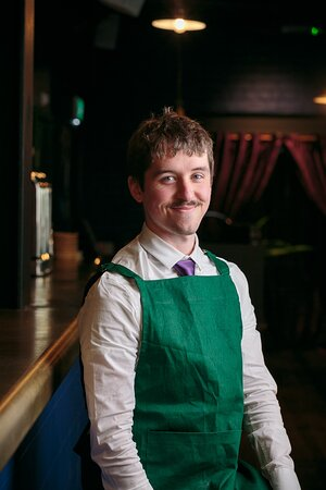 Introducing Dom.  Our expert bar team bring you a hotel bar experience without the hotel!