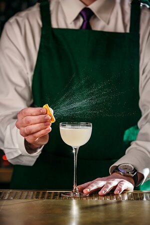 Over 250 classic and original cocktails to choose from!