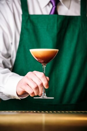 Over 250 classic and original cocktails available.