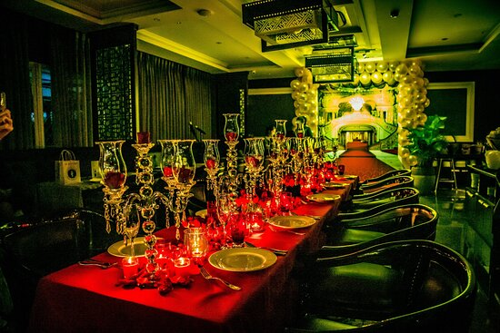 BÚP Sky Lounge & Restaurant