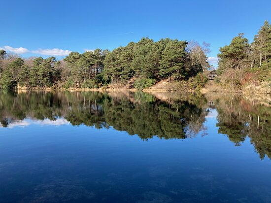 The Blue Pool Nature Reserve & Tearooms