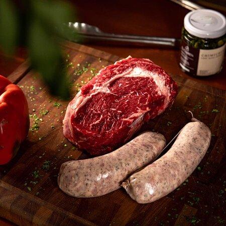 Nuestras carnes antes de su preparación