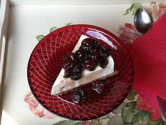 Ariadne's Cheesecake.