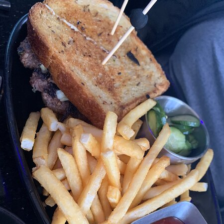 Best burger in Sedona!