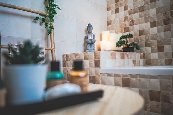Kercem, Malta: Superior Room - Private Bathroom  Sweet Life Gozo