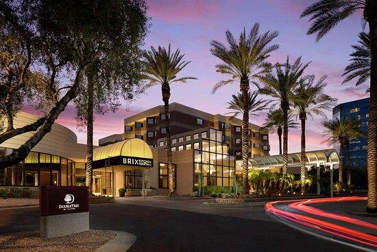 DoubleTree Suites by Hilton Hotel Phoenix, hôtels à Phoenix