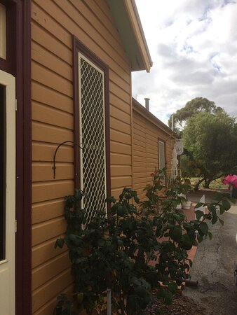 Front of historic Coolamon Station. The Station Collective is located within.