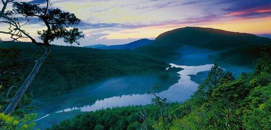 Cueifong Lake Circular Trail