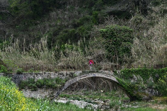 Bordighera, Italy: ponte