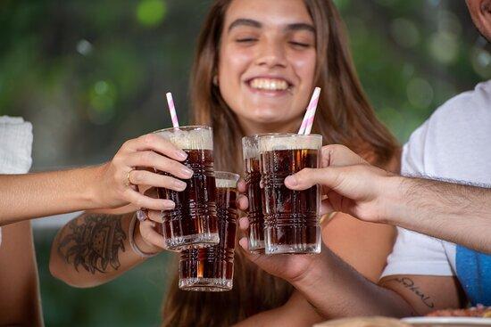 Experimente nossos drinks!