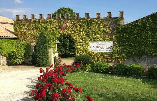Chateau Monconseil-Gazin
