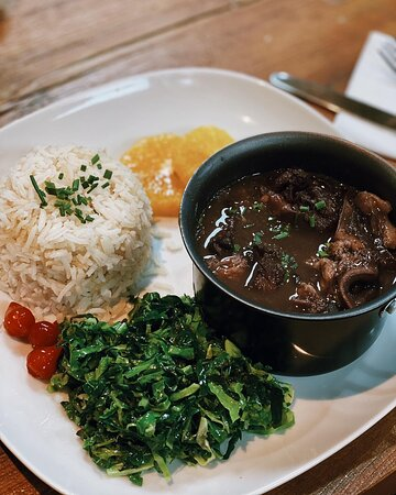 Delicious and Traditional Feijoada