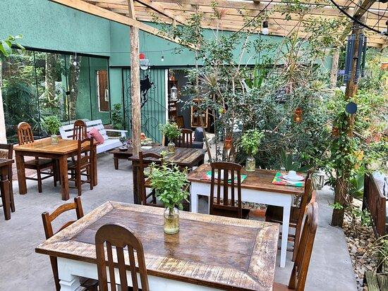 lounge - Picture of Pousada Santarina, Florianopolis - Tripadvisor