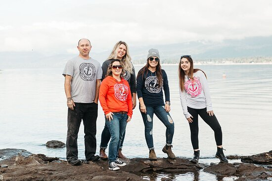 Our swag is very popular on the Bay, check our store next time your are around, we are located on the water across from Copper Island.