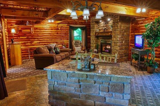 Romancing the Stone Cabin
