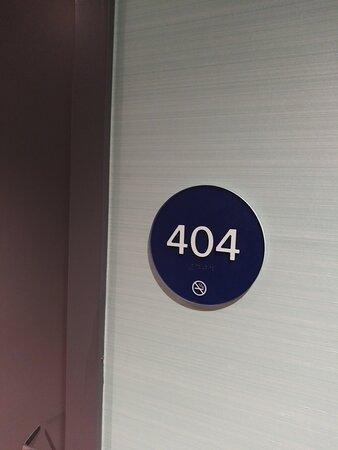 Room Signage.