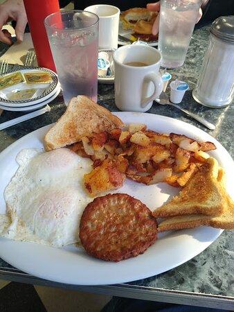 Margaretville, NY: Great Breakfast