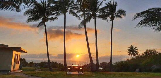 Breathtaking Sunrise at the Reosrt