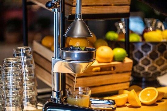 Scandic Breakfast Fresh Juice