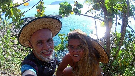 BEN Nautisk turisme - sejlsport i Boiçucanga: Ilha dos Gatos