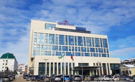 Crowne Plaza Уфа-Конгресс Отель