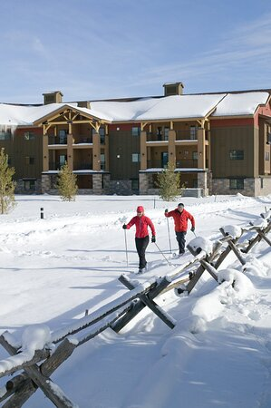 Skiing - WorldMark West Yellowstone