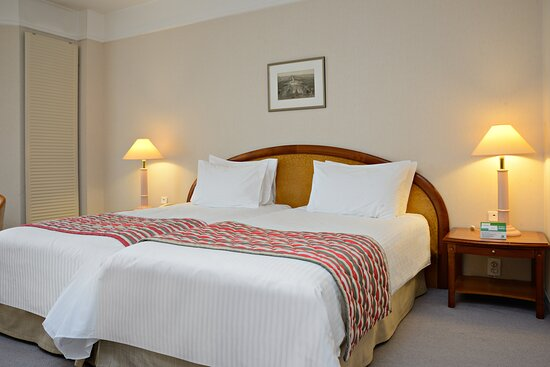 Comfortable double Suite for a good rest