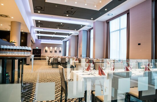 """""""Zaglebie Smaku"""" Restaurant located in the first floor"""