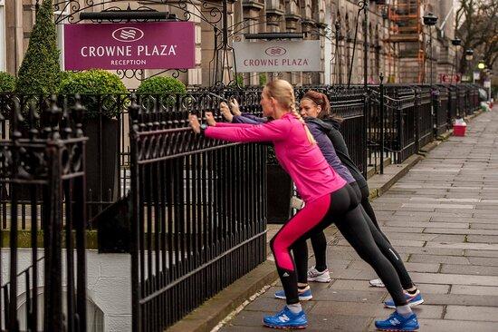 Run like a local - breathtaking runs on your door step