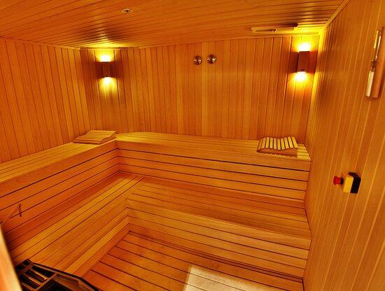 Sauna Holiday Inn Ankara Cukurambar