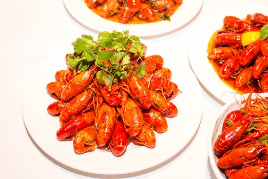 Crayfish buffet dinner -- 小龙虾自助晚餐
