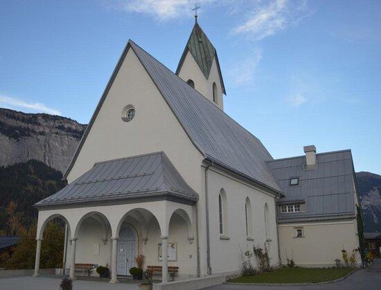 Katholische Kirche St. Josef Flims