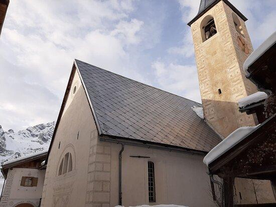 Evang.-ref. Kirche Latsch
