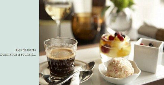 Le café Gourmand...