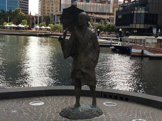 Statue Of Bessie Mabel Rischbieth