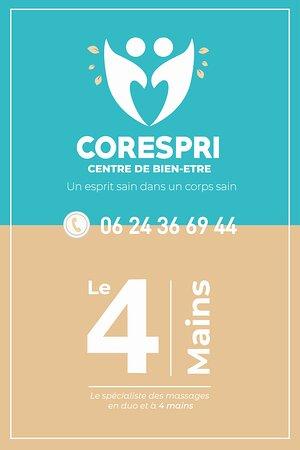 Nous sommes ouverts 7 jours/7. Nous partagéons nos locaux avec le Centre de Bien-être Corespri