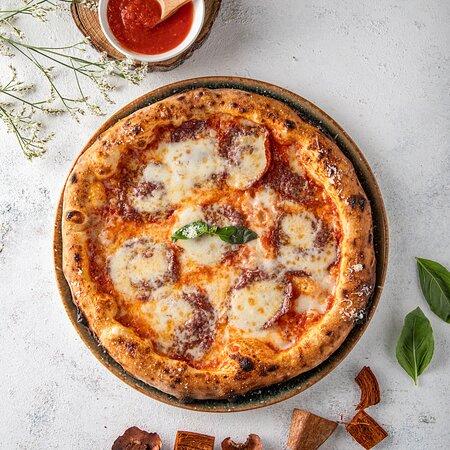 Italian Pepperoni (GB Neapolitan Pizzeria)