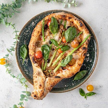 Vegetariana (GB Neapolitan Pizzeria)