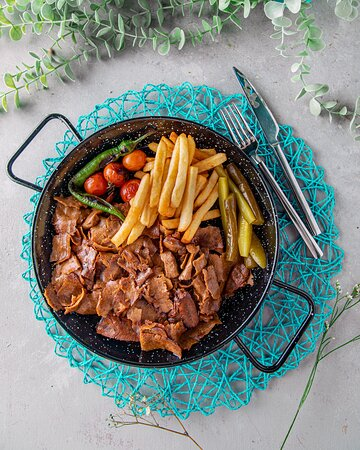 Sade Doner (Vegan) (GB Signature Turkish)