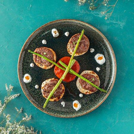 GB Kofte (Turkish BBQs)