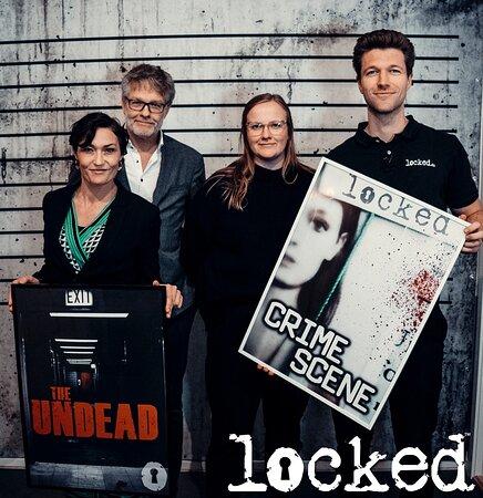 LOCKED Escape Room - Aarhus